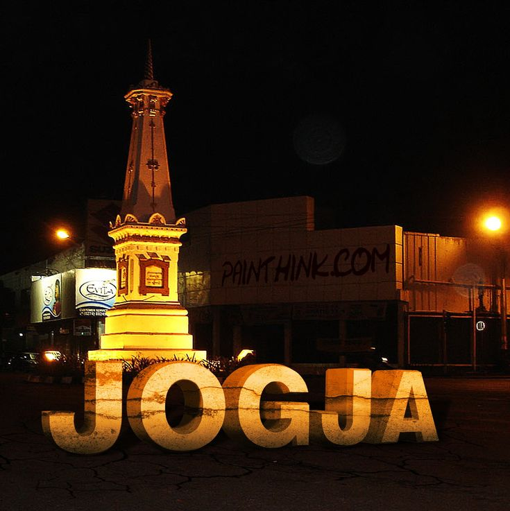 Welcome to Jogjakarta