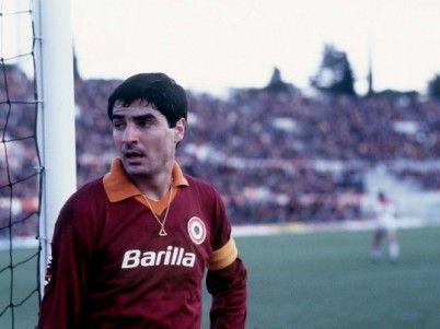 Agostino Di Bartolomei #calcio #roma