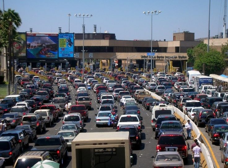 Tijuana-San Ysidro Border Crossing to Get Major Overhaul  |  HispanicallySpeakingNews.com