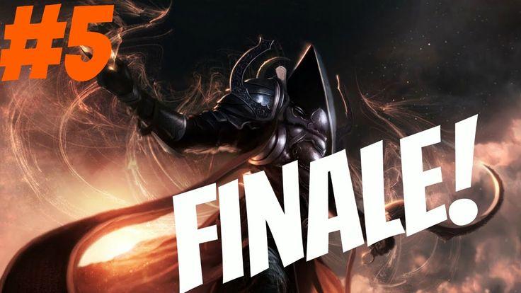 Diabo 3 Reaper of Souls: The Fallen Angel - Act V Finale ( Staring Malth...