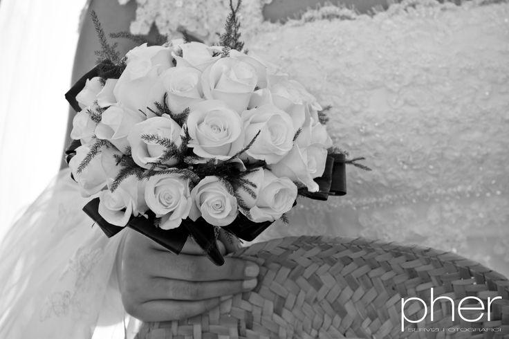 Bouquet - Pher - wedding reportage - photography - Italy - Padua - matrimonio - www.pher.it
