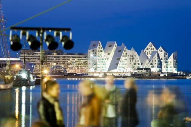The Iceberg in Denmark by CEBRA architects