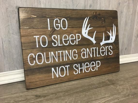 Kids Door Sign Baby Nursery Wall Decor Woodland /& Customized Gift for Baby,Kids Name 10 x 5 Wood Sign, MUPIANLX Personalized Deer Sign