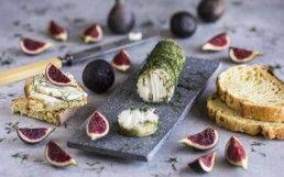 Fermented Raw Macadamia Nut Cheese – Dates & Avocados