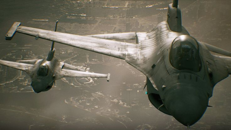 Ace Combat 7: Skies Unknown Coming to Xbox One and PC - http://techraptor.net/content/ace-combat-7-skies-unknown-coming-to-xbox-one-and-pc | Gaming, News