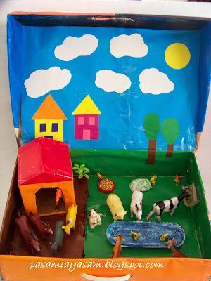 Paşamla Yaşam Taşınabilir çiftlik evi,duyusal havuz,sensory tub