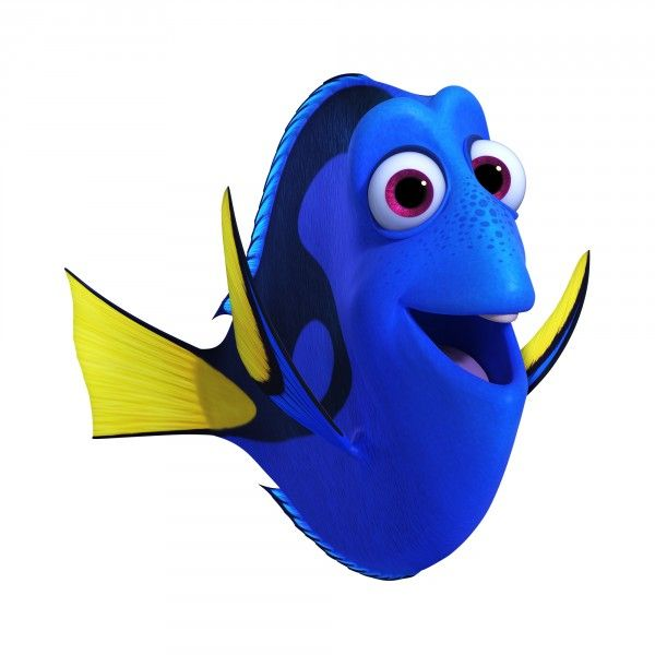 FINDING DORY - DORY (voice of Ellen DeGeneres) is a bright blue tang with a sunny personality. She suffers from short-term memory loss, which normally doesn't upset her upbeat attitude—until she realizes she's forgotten something big: her family. She's found a new family in Marlin and Nemo, but she's haunted by the belief that someone out there is looking for her. Dory may have trouble recalling exactly what—or who—she's searching for, but she won't give up until she uncovers her past and…