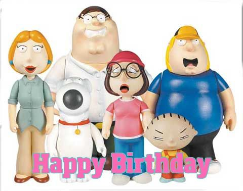 10 best family guy birthday cards images on pinterest boy birthday free family guy birthday greeting cards has a unique greeting card collection which includes betty boopcartoonsbirthday and holidays bookmarktalkfo Gallery