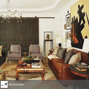 From the poorhouse of the @southeasternshowhouse by @mathewsfurnitureanddesign Repost from @zakandfox OBI: double trouble