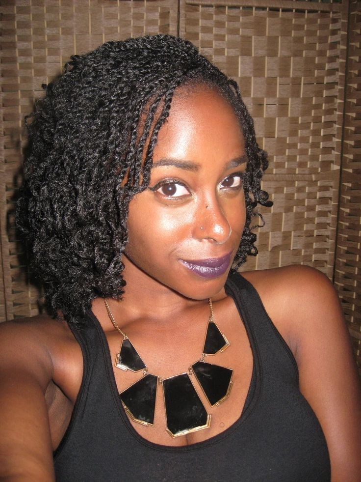 Beauty: How To Do Mini Twists Extensions
