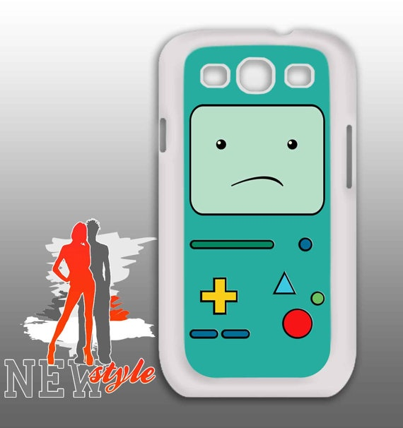 samsung galaxy  Sad Beemo BMO Adventure Time  by NewStyleDesign, $16.50