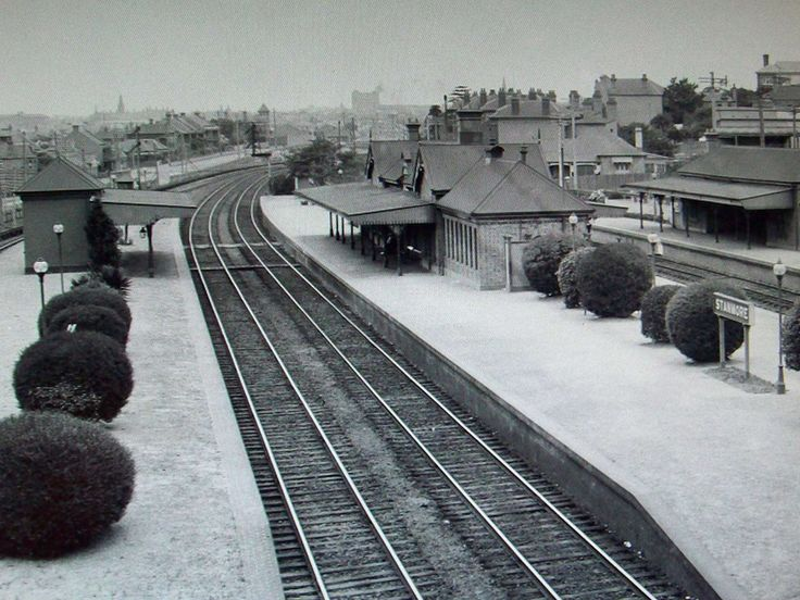 Stanmore Station, 1916-47