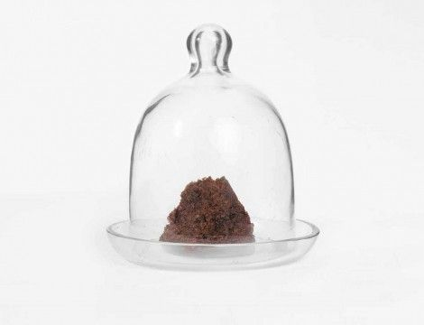 Mini Oblong Glass Cloche