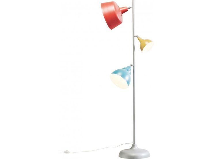 Lampa Podłogowa Variety — Lampy podłogowe Kare Design — sfmeble.pl