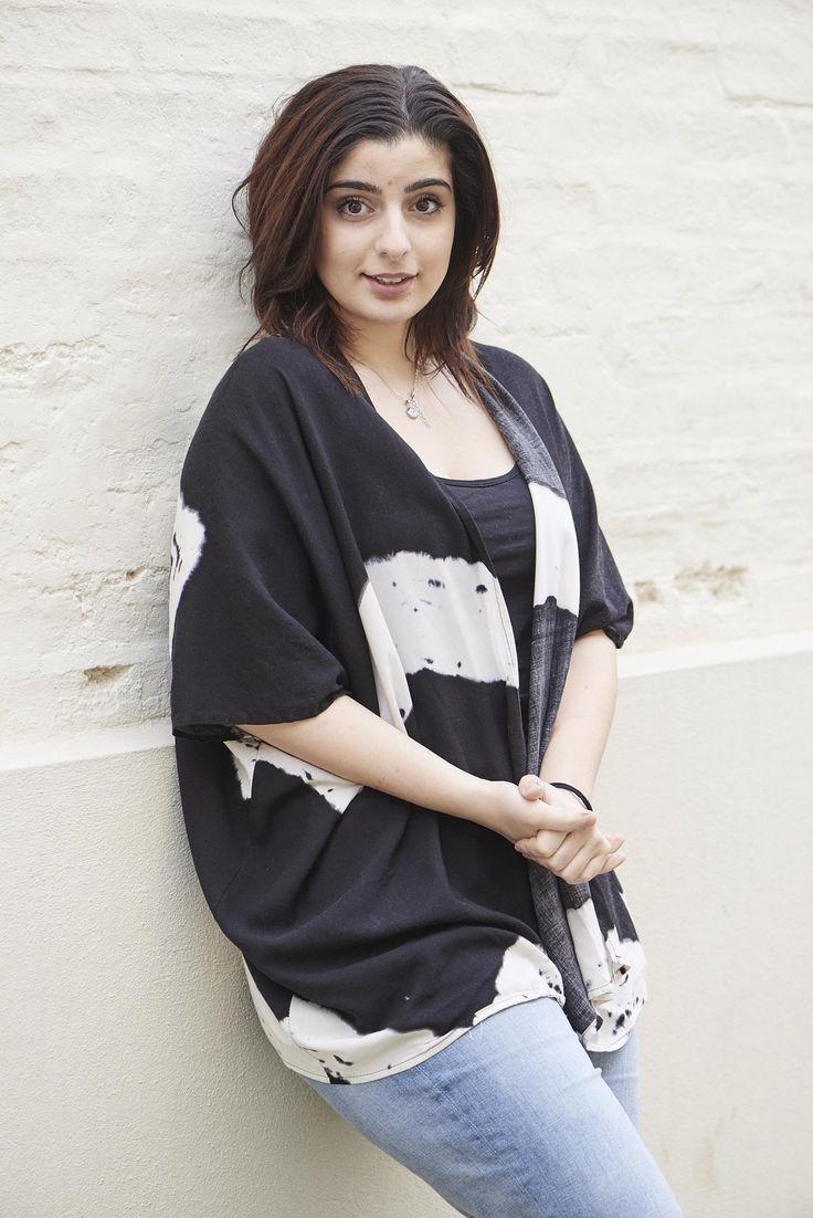 Portrait lifestyle de la youtubeuse Kihou après le coaching des égéries ! - Au Top de ma Beauté avec Carrefour