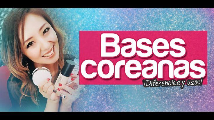 MAKE UP: ¿BB Cream? ¿CC Cream? | Tipos de Bases Coreanas - JiniChannel