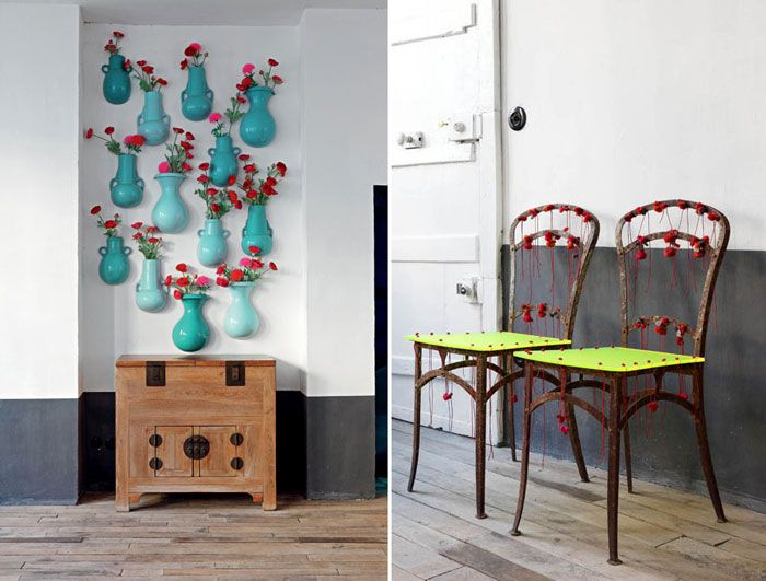 /Paola Swede, Decor, House Design, Design Ideas, Paris Apartments, Parisians Apartments, Interiors Design, Design Home, Navone Paris