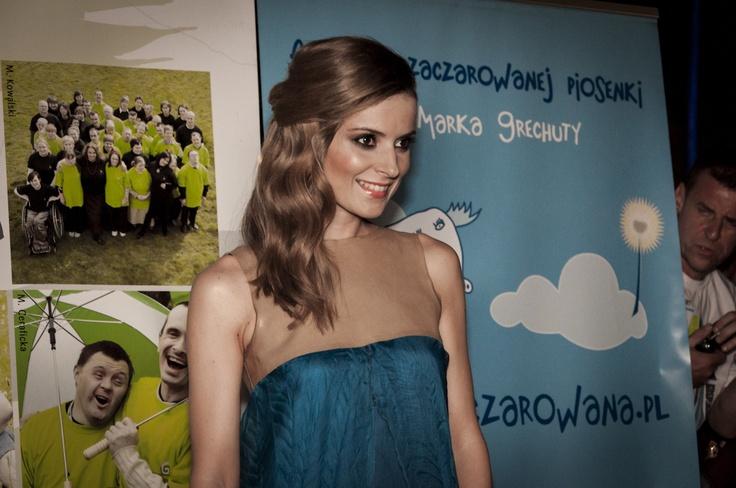 Koncert Razem #MimoWszystko z udziałem gwiazd - Halina Mlynkova, 2012 rok, wielki finał #Kraków #koncert #muzyka fot. Diamonds Factory