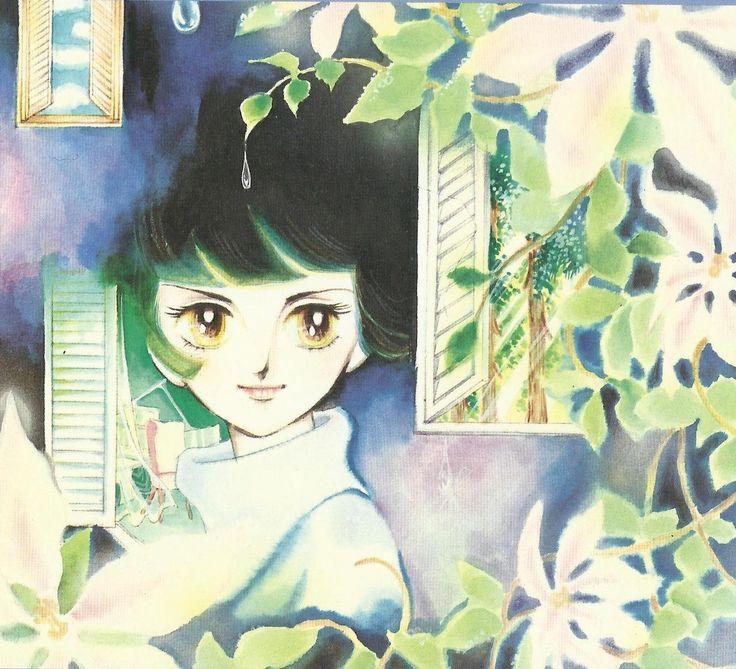 Keiko Takemiya (My scan)