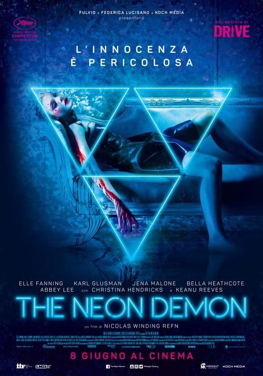 The Neon Demon #Recensione primo impatto - prima visione #cinema #movie #trailer Keanu Reeves