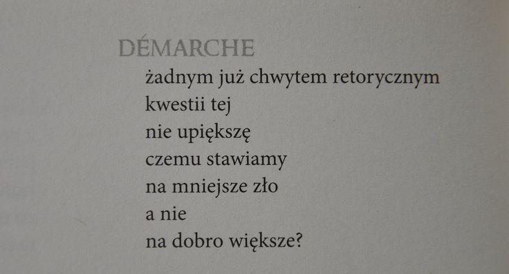 L.Z.Niekrasz, Demarche
