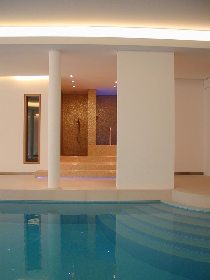 Die besten 25+ Wellness schwimmbad Ideen auf Pinterest Sauna - Spa Und Wellness Zentren Kreative Architektur