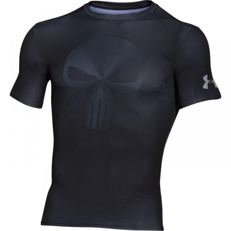 Pánské kompresní triko Under Armour Punisher