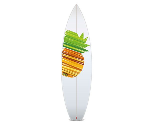 Pine Line - Fruit Salad Slaps Slap em on a board, anytime, anywhere!