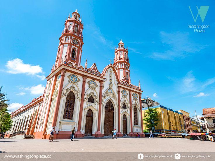 Iglesia San Nicolas - Barranquilla, Colombia. http://bit.ly/2gDpIMk