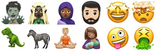 Hoy es el día mundial del emoji y Apple lo celebra mostrando algunos de los que llegarán en...