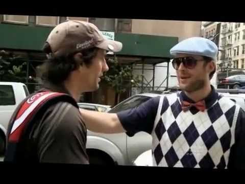 Hamish and Andy - Street Golfing (GAPYEAR)
