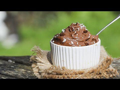 Raw Chocolate Mousse Recipe with Avocado & Banana – Trinity's Conscious Kitchen