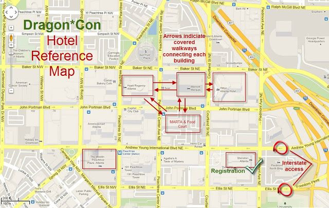 EPBOT: Dragon Con Survival Tips (New & Improved!)