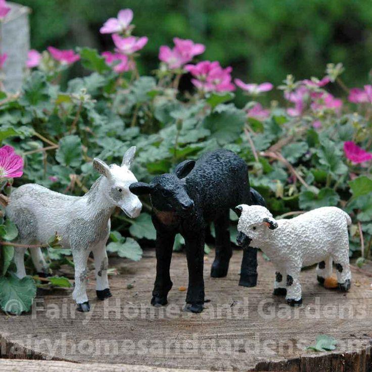 Stone Garden Farms 24 best farm themed fairy garden images on pinterest fairies fairy homes and gardens miniature barnyard animals 1639 httpswww workwithnaturefo