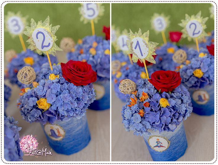 Baby Boy Christening Party Theme by Simply Happy - Little Prince