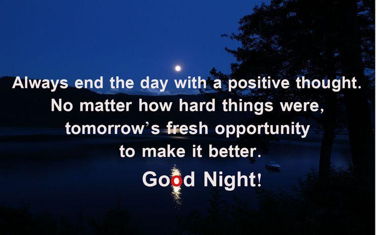 1000+ Good Night Quotes On Pinterest