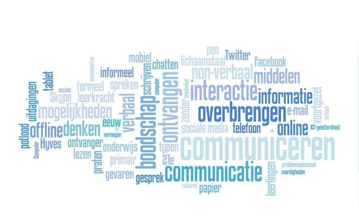 wordle-communiceren
