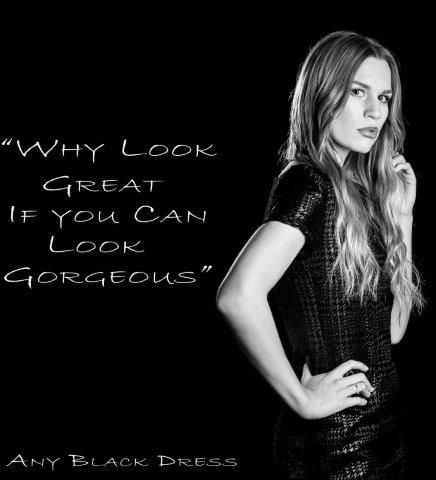 Any Black Dress for every occasion! www.anyblackdress.com