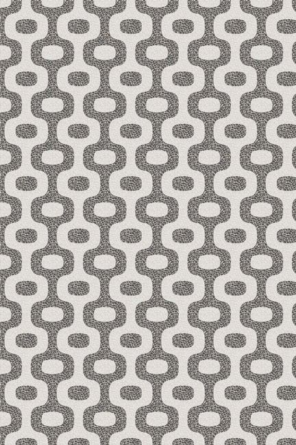 geometric : graphic : Pattern inspired by the world-famous Ipanema beach promenade tiles!
