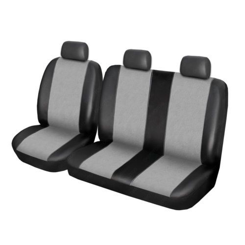 Tailored-seat-covers-for-Nissan-Primastar-200-2014-Leatherette-Alcantara