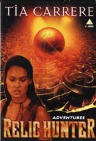 From 1 17 Relic Hunter Volume 4 Dvd 2000 Dvds Pinterest