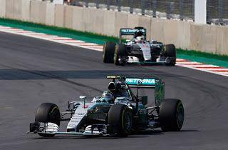 Paul English Formula 1: Rosberg wins Mexican race, Bottas takes brilliant ...