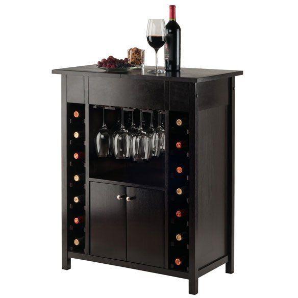 yukon 14 wine rack cabinet