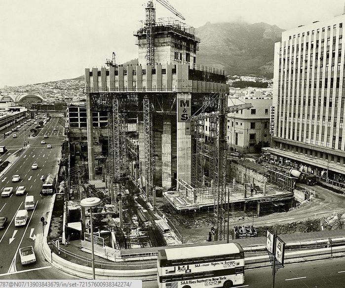 Golden Acre, Cape Town c1978