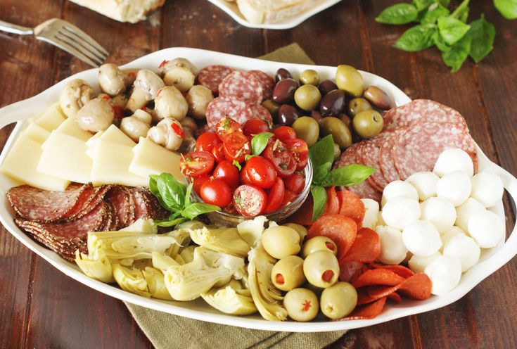 Ingredientes Tradicionales Italianos   – Italy Food