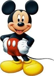 Image result for figuras de mickey mouse