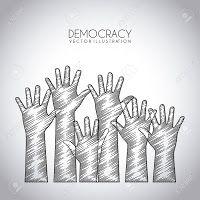 REFLEJOS JUEGOS DE ESPEJOS: Minirrelato: Sueños de un estado en democracia.