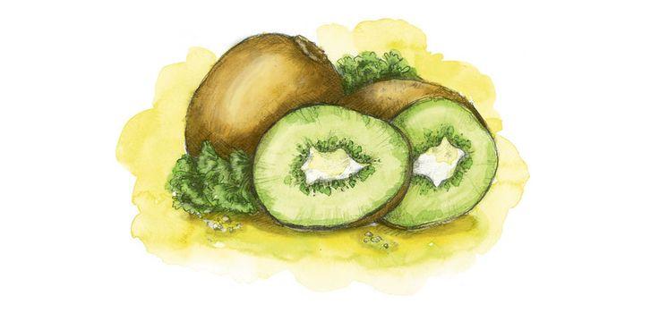 Kiwi: Frucht mit Künstlername