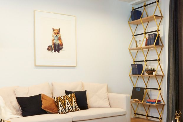 Alex and Corban's Family Room - Room Reveal Galleries - Room Reveals - Alex and Corban - Teams - The Block NZ - Shows - TV3