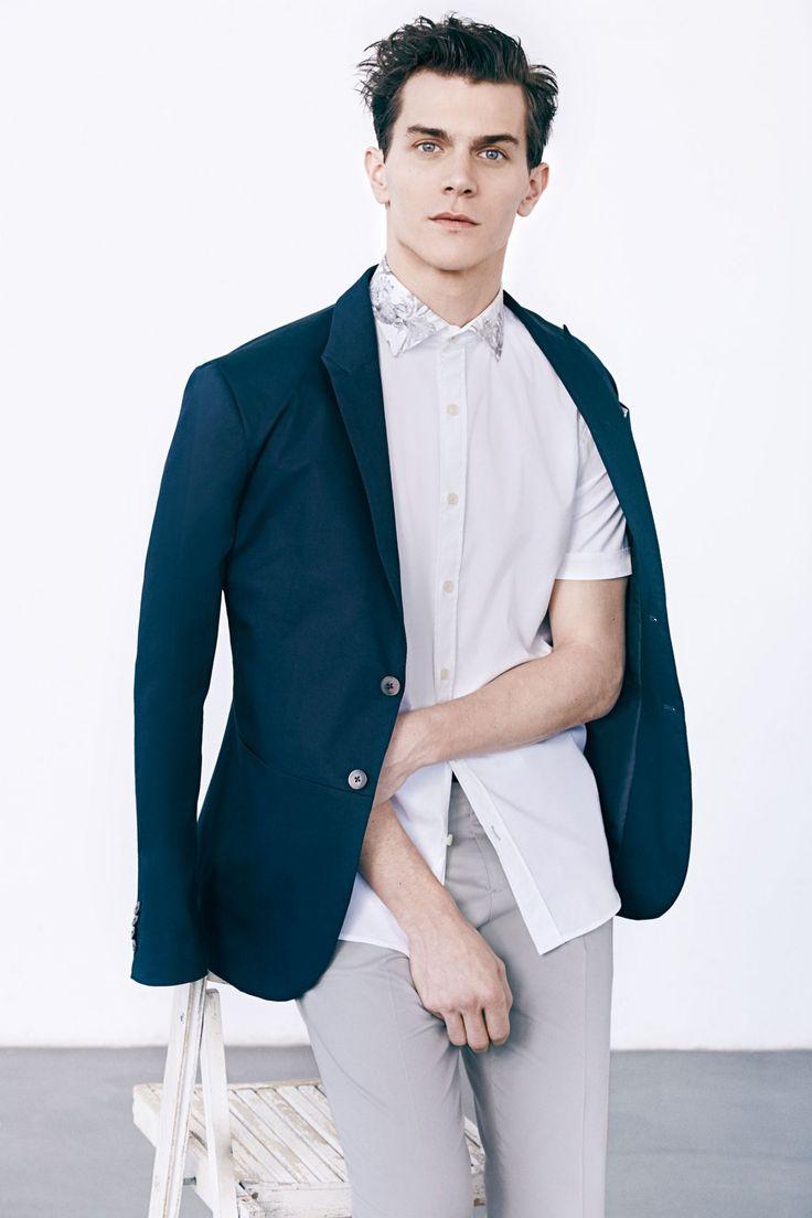 MANGO Spring Summer Primavera Verano 2015 #Menswear #Trends #Tendencias #Moda Hombre
